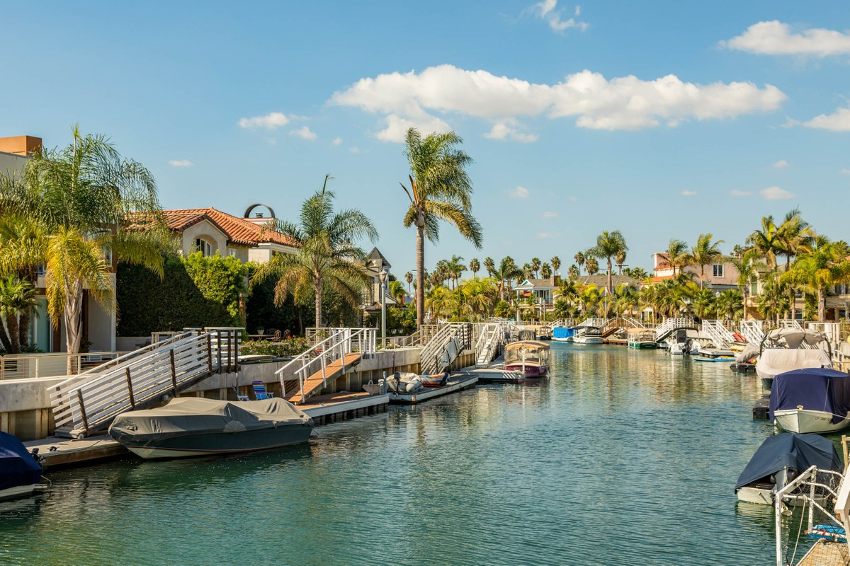 Naples Long Beach Ca Neighborhood