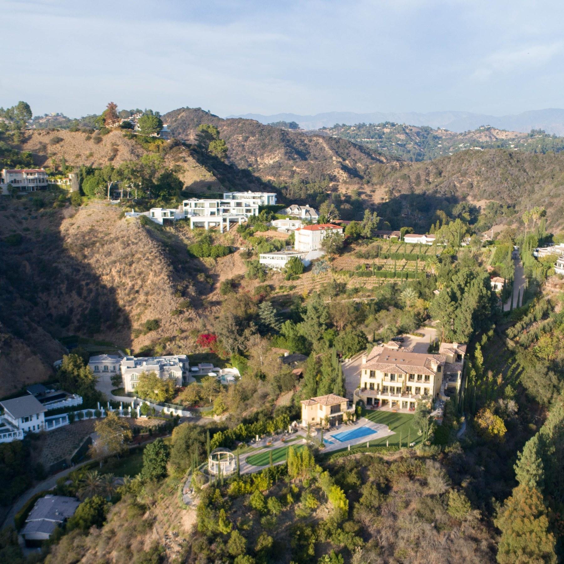 Bel Air, Los Angeles CA - Neighborhood Guide
