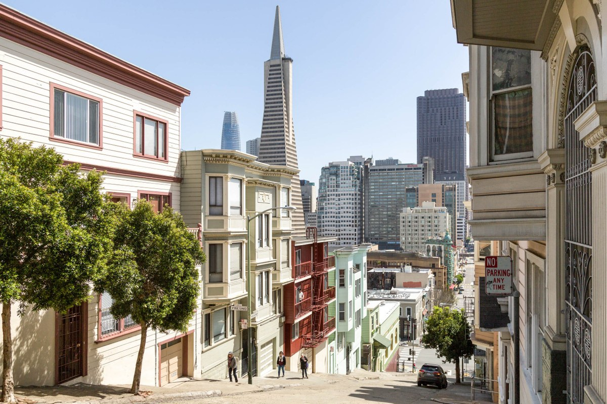 Telegraph Hill San Francisco Ca Neighborhood Guide Trulia