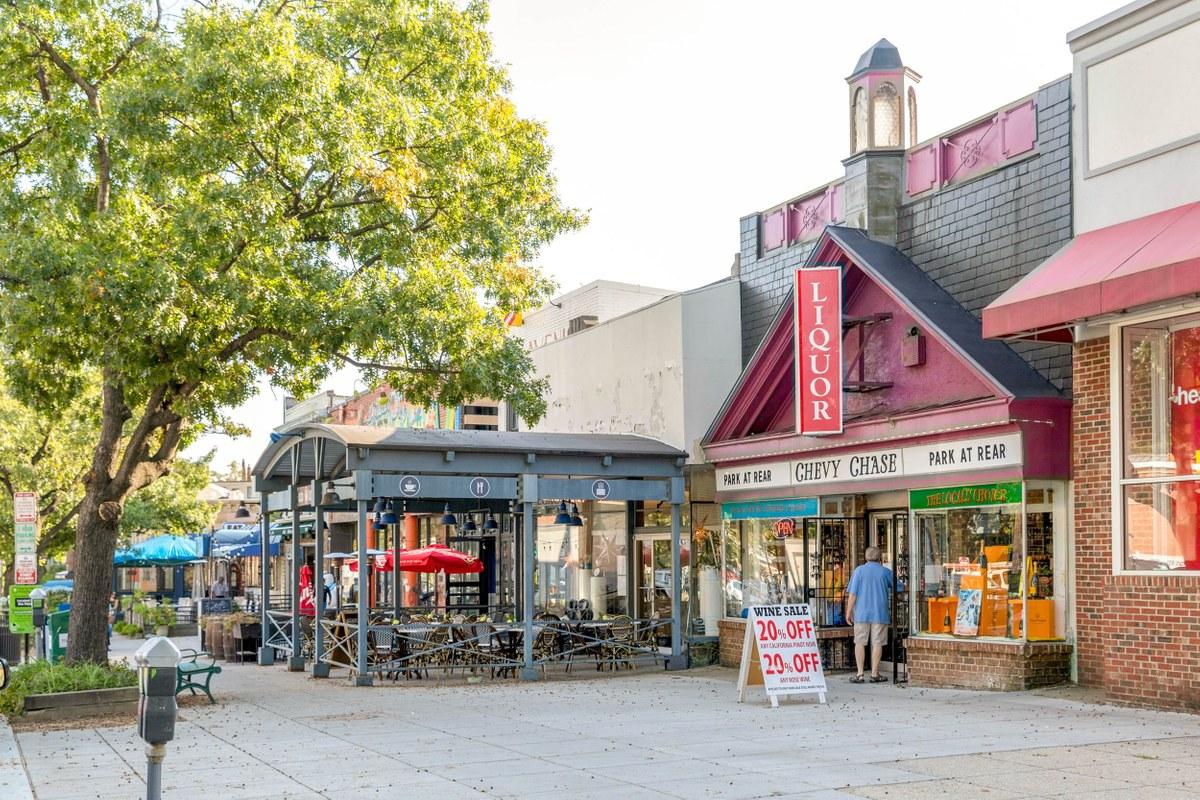 Chevy Chase Neighborhood Guide Washington Dc Trulia