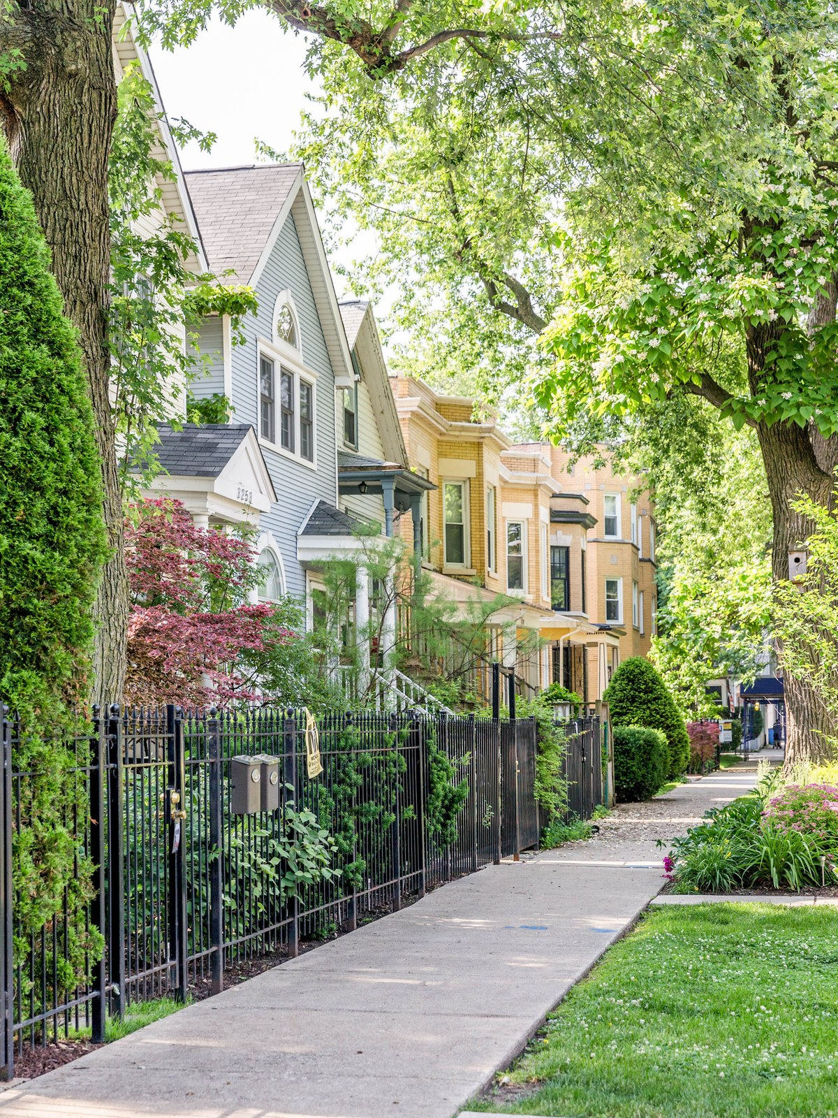 Homes For Sale In Roscoe Village Chicago Il