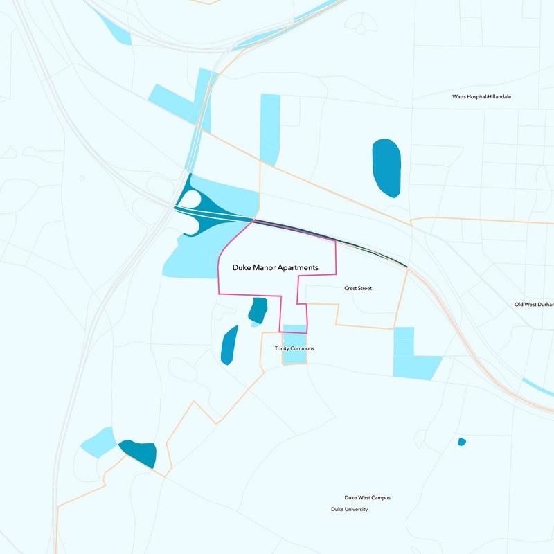 Duke Manor Apartments Neighborhood Guide - Durham, NC | Trulia on