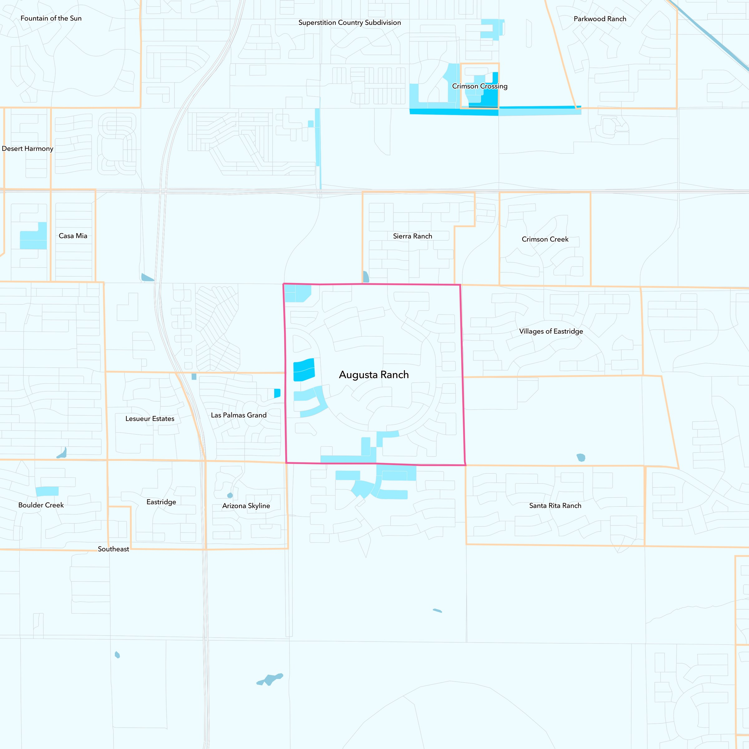 Augusta Ranch, Mesa AZ - Neighborhood Guide | Trulia