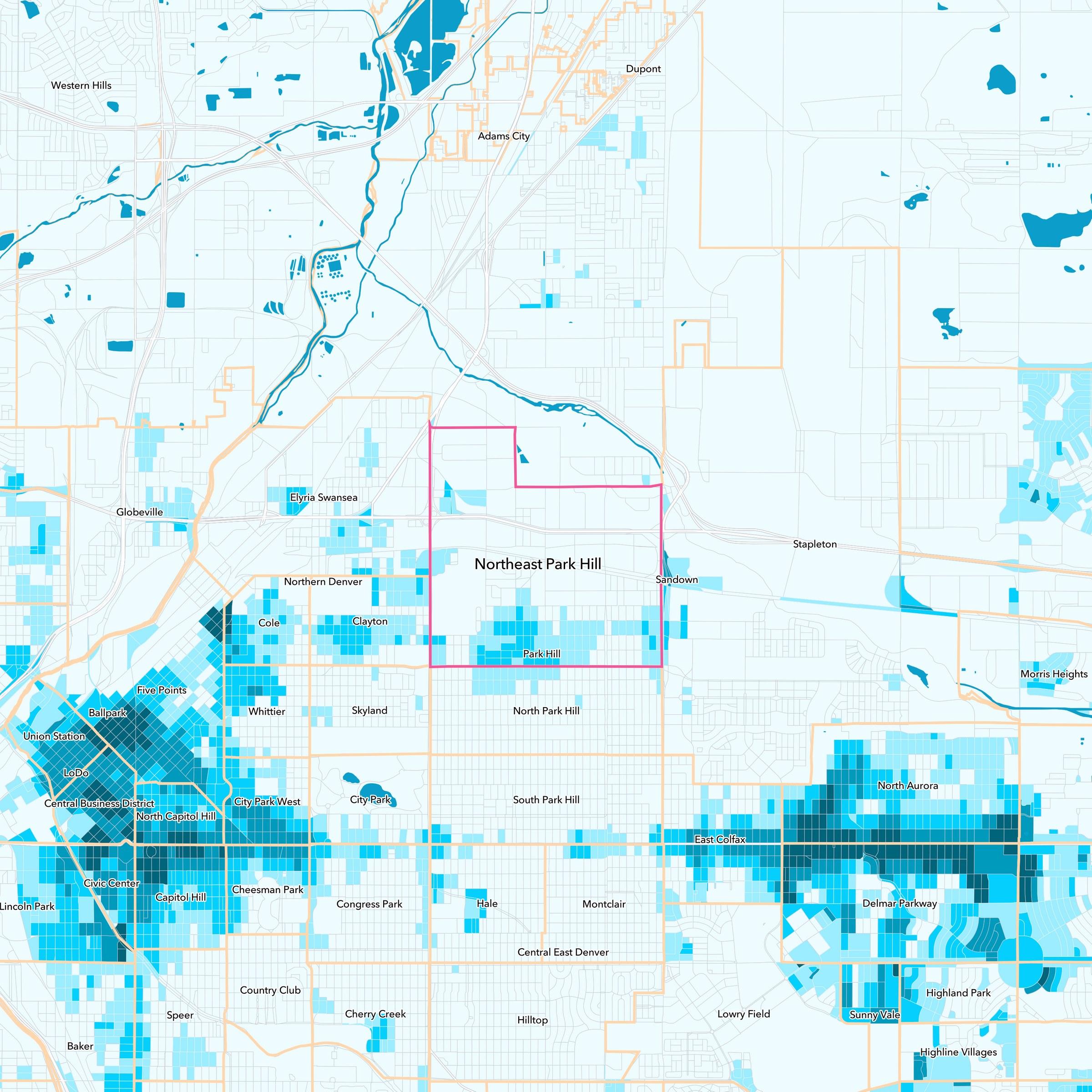 Northeast Park Hill Neighborhood Guide - Denver, CO | Trulia