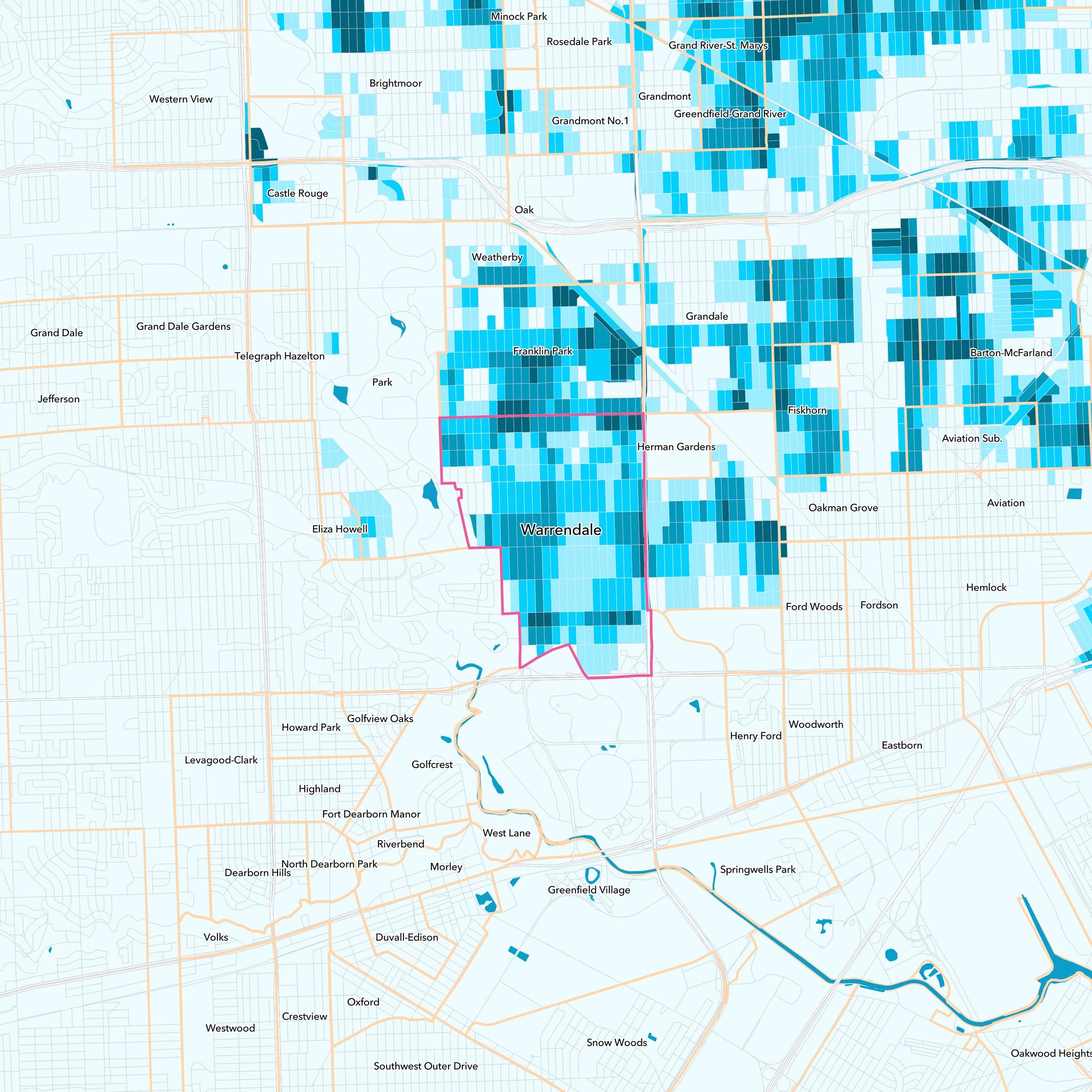 Warrendale Neighborhood Guide - Detroit, MI | Trulia