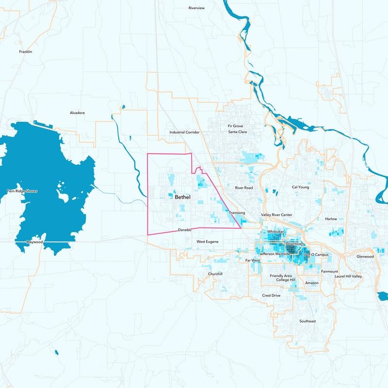 Bethel, Eugene OR - Neighborhood Guide | Trulia