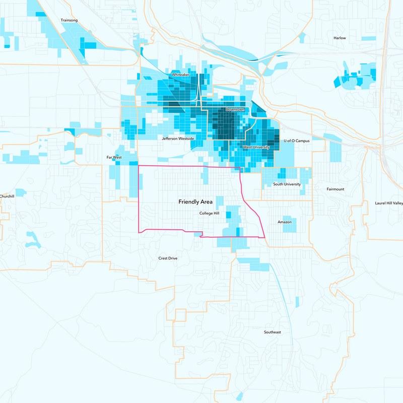 Friendly Area Neighborhood Guide - Eugene, OR | Trulia