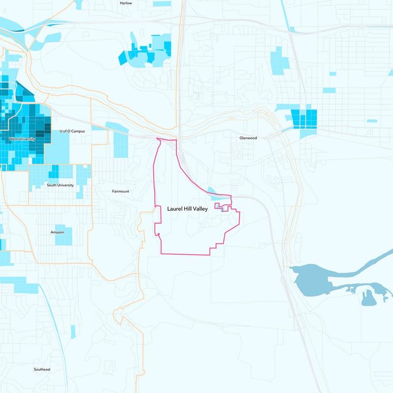 Laurel Hill Valley Neighborhood Guide - Eugene, OR | Trulia