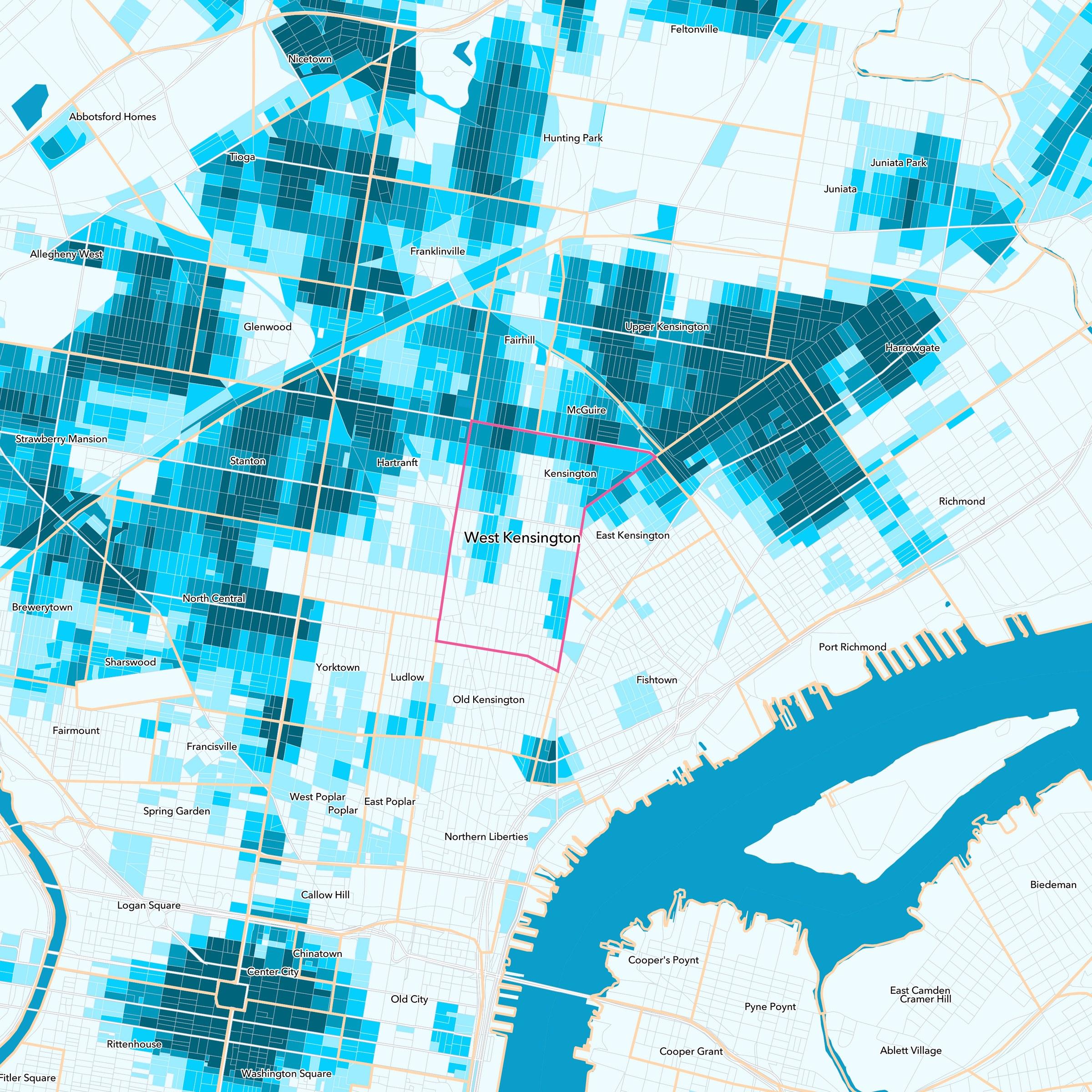West Kensington Neighborhood Guide - Philadelphia, PA | Trulia
