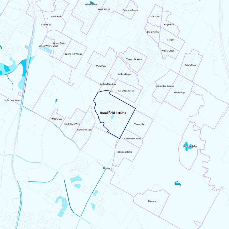 Brookfield Estates crime