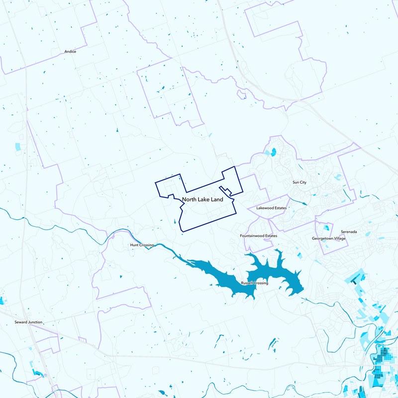 North Lake Land crime