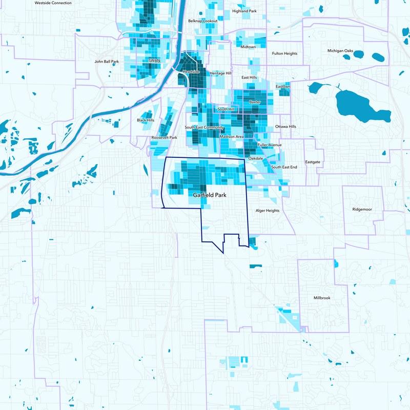 Garfield Park Grand Rapids Mi Neighborhood Guide Trulia