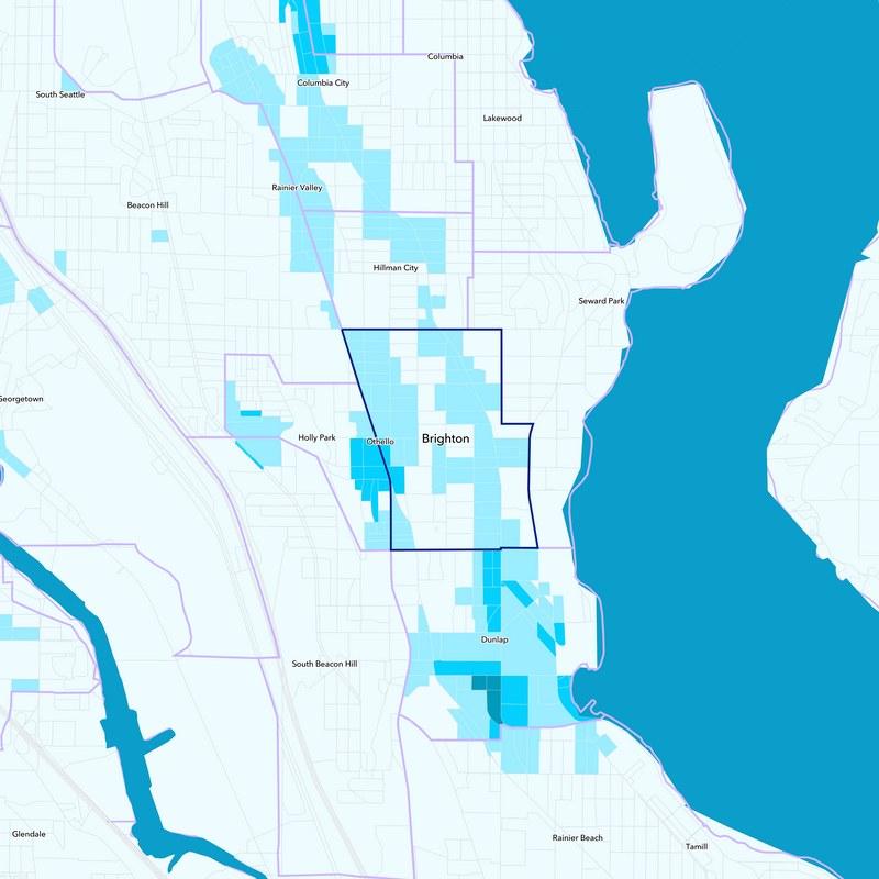 Brighton, Seattle WA - Neighborhood Guide | Trulia