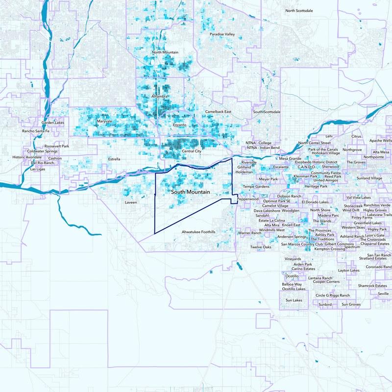 South Mountain, Phoenix AZ - Neighborhood Guide   Trulia