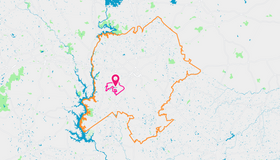 28201 Zip Code Map.1 Billy Graham Pkwy Charlotte Nc 28201 Lot Land Trulia