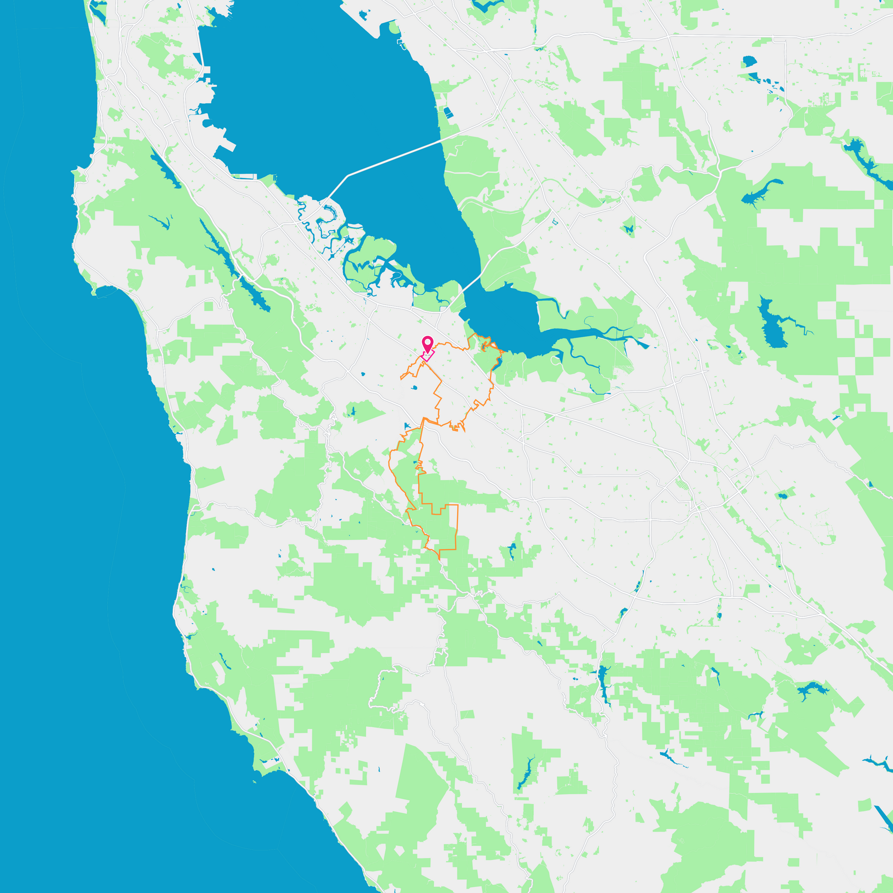 Downtown North Neighborhood Guide - Palo Alto, CA