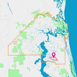 Jacksonville Florida Map.Greenland Jacksonville Fl Real Estate Homes For Sale Trulia