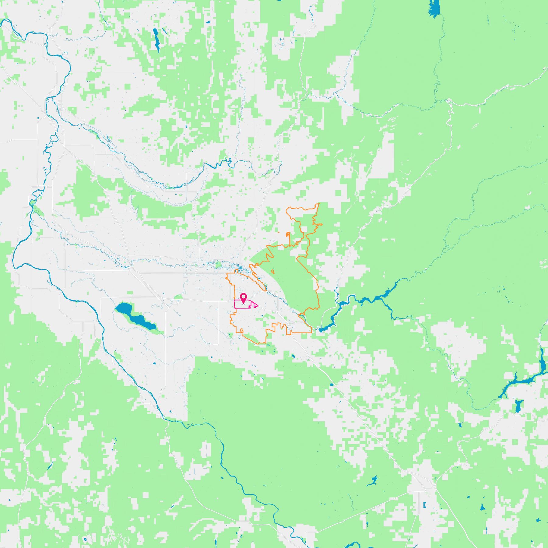 Map Of Ada County Idaho on