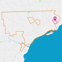 Detroit Michigan Map Google.Detroit Mi Real Estate Homes For Sale Trulia