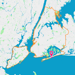 Map Of New York Harbour.Belle Harbor New York Ny Real Estate Homes For Sale Trulia