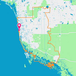 zip code map naples florida